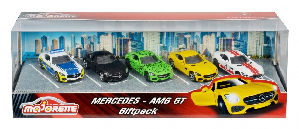Majorette: Mercedes AMG - Cars Giftpack image