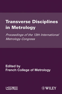Transverse Disciplines in Metrology