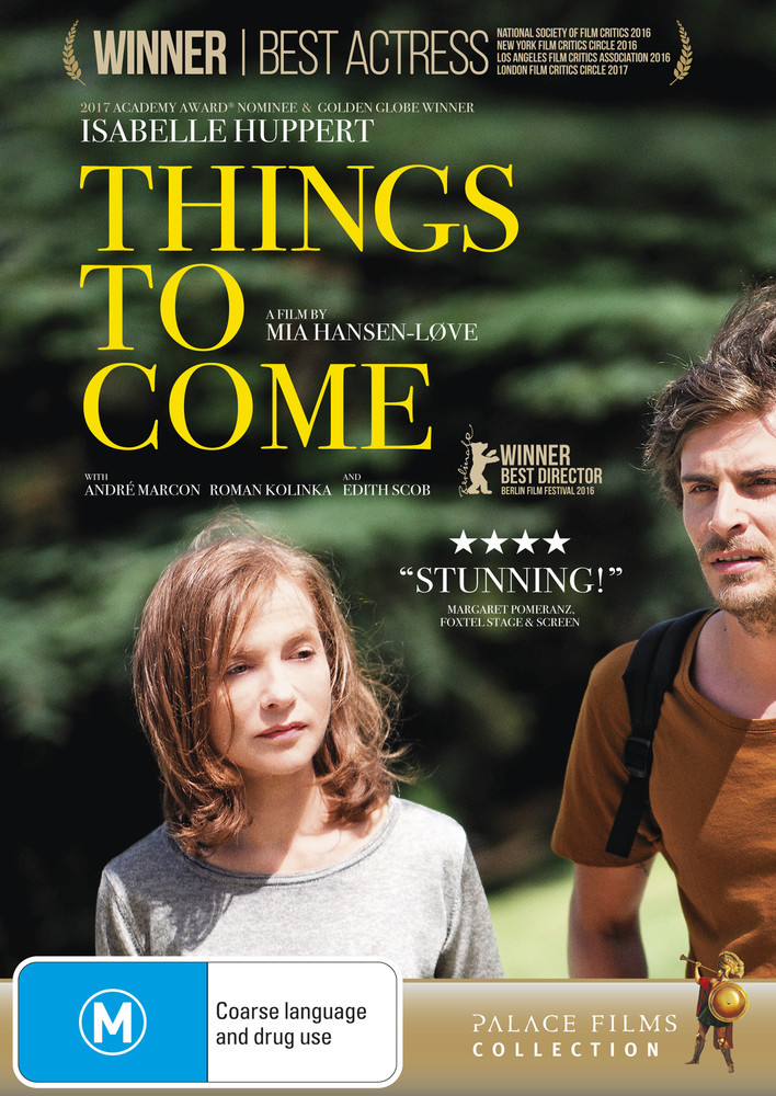 Things To Come on DVD image