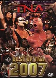 TNA Wrestling: Best of TNA 2007 on DVD image