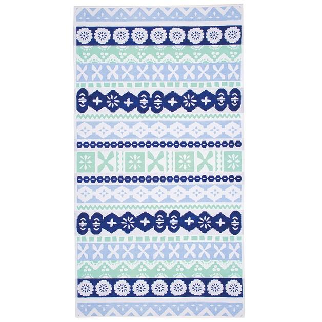 Bambury Egyptian Cotton Beach Towel (Tapa)