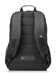"HP 15.6"" Active - Laptop Backpack (Black/Mint) image"