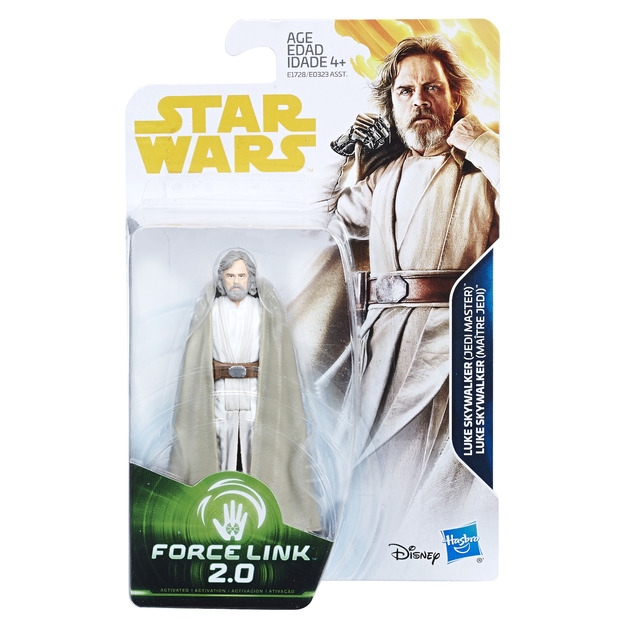 Star War: Force Link 2.0 Figure - Luke Skywalker (Jedi Master)
