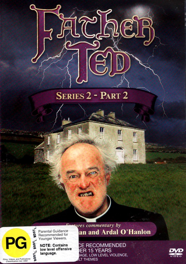 Father Ted Series 2: Part 2 on DVD image