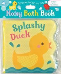 Little Learners Splashy Duck by Parragon Books Ltd image
