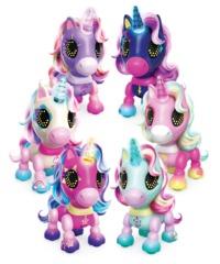 Zoomer Zupps: Tiny Unicorns - Crystal image