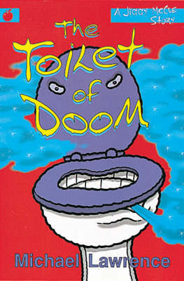 Jiggy McCue: The Toilet Of Doom by Michael Lawrence image