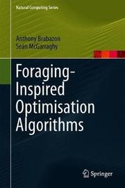 Foraging-Inspired Optimisation Algorithms by Anthony Brabazon image