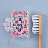 Natural Life: Toothbrush Cover - A Smile Prettiest