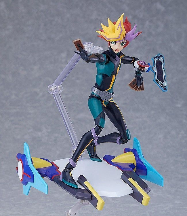 Yu-Gi-Oh! VRAINS Figma: Playmaker - Action Figure image