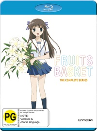 Fruits Basket: The Complete Series on Blu-ray