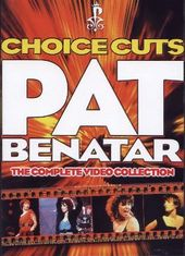 Pat Benatar - Choice Cuts: The Complete Video Collection on DVD