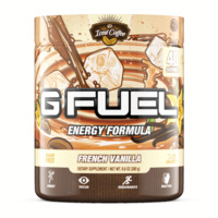 G FUEL Energy Formula - French Vanilla Iced Coffee (40 Servings)