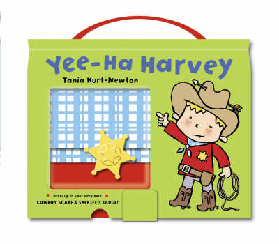 Yee-ha Harvey by Tania Hurt-Newton image