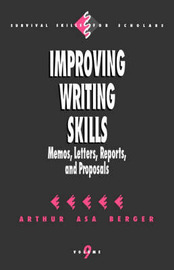 Improving Writing Skills by Arthur Asa Berger image
