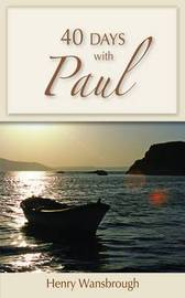 40 Days with Paul by Henry Wansbrough image