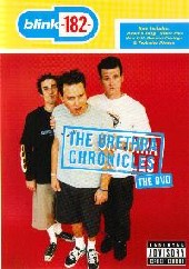 Blink 182 - Thye Urethra Chronicles on DVD
