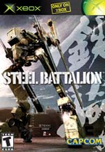 Steel Battalion for Xbox
