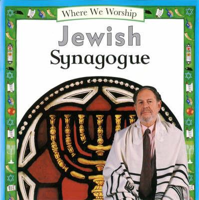 Jewish Synagogue by Angela Wood