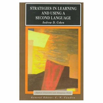 Strategies in Learning and Using a Second Language