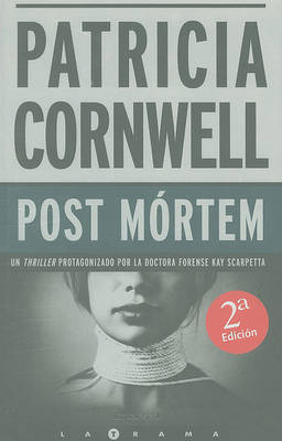 Post Mortem by Patricia D Cornwell