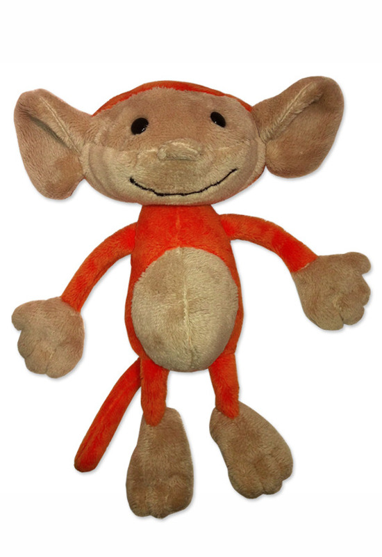 Mighty Ape Monkey Plush (18cm)