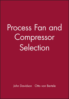 Process Fan and Compressor Selection image