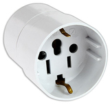 Pudney Multi Reverse International Plug Adaptor