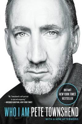Who I Am by Pete Townshend image