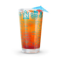Good Measure - Rum Cocktails Gift Glass
