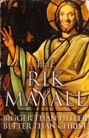 Bigger Than Hitler: Better Than Christ by Rik Mayall image