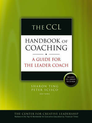 The Ccl Handbook of Coaching by Sharon Ting image