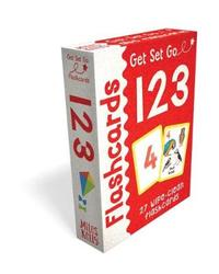 Get Set Go: Flashcards - 123 by Susan Purcell