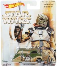 Hot Wheels: Star Wars Character Car - Bossk