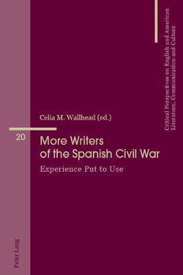 More Writers of the Spanish Civil War
