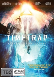 Time Trap on Blu-ray