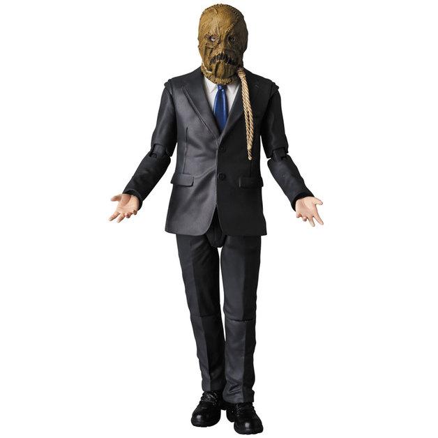 Batman Begins: MAFEX Scarecrow - Action Figure