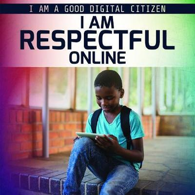 I Am Respectful Online by Rachael Morlock image