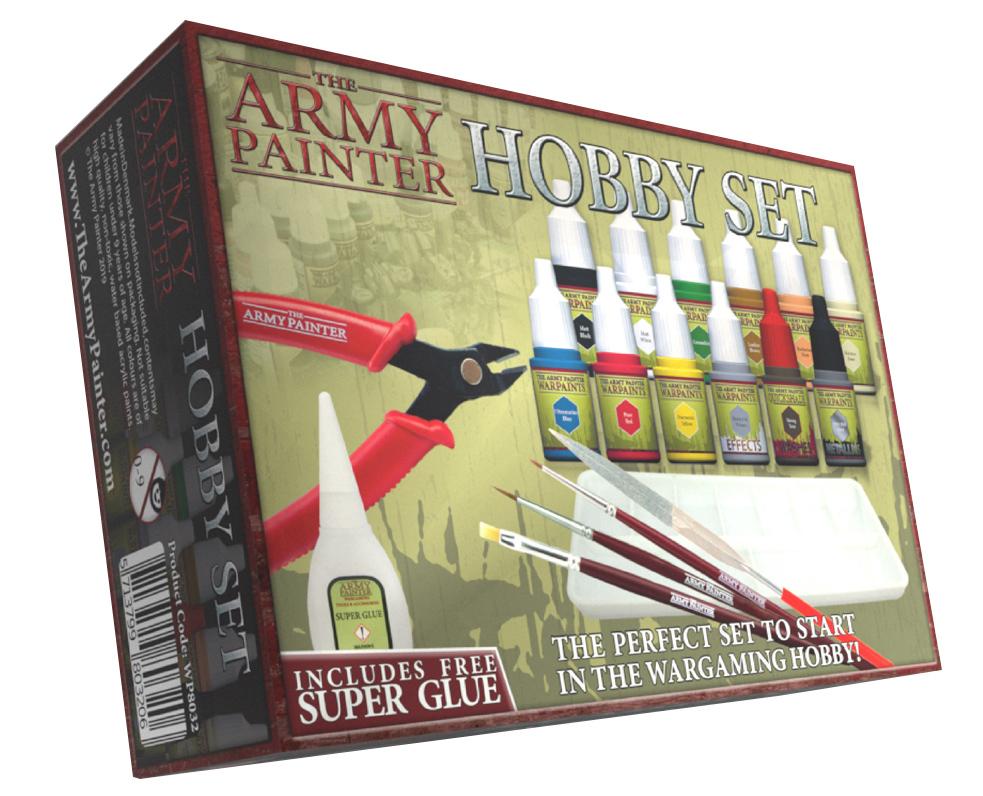 Army Painter: Hobby Set image