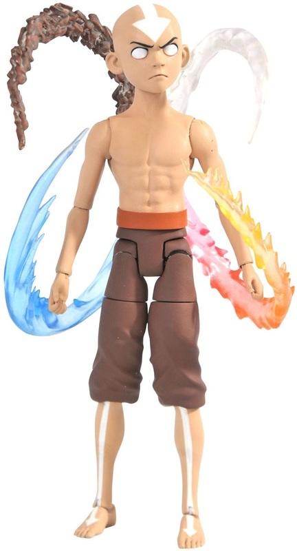 "Avatar TLA: Aang (Final Battle) - 7"" Action Figure"