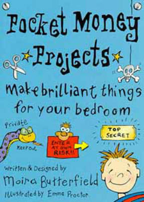 Make Brilliant Things for Your Bedroom by Moira Butterfield image