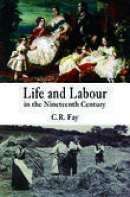 Life and Labour in the Nineteenth Century by C.R. Fay image