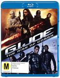 G.I. Joe: The Rise of Cobra on Blu-ray