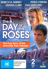 Day Of The Roses on DVD image