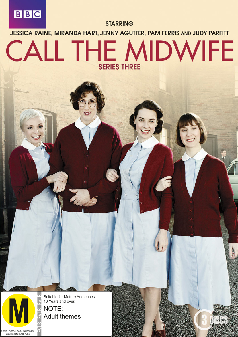 Call the Midwife Season 3 image