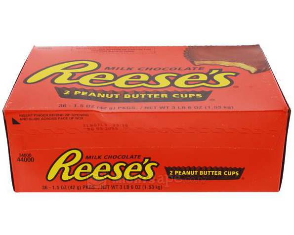 Reese's Peanut Butter Cups 42g (72 Pieces) image