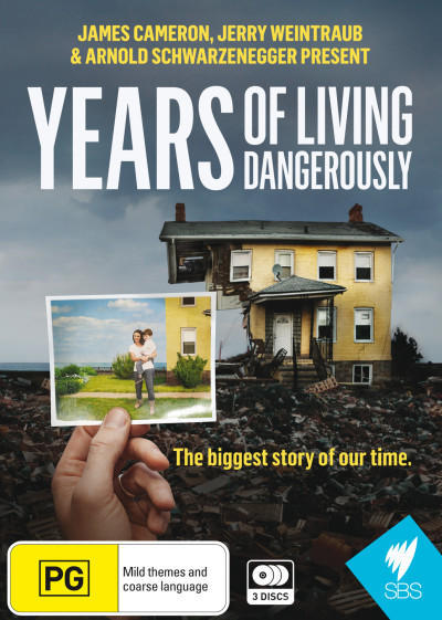 Years Of Living Dangerously on DVD