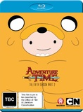 Adventure Time - Season 5 - Part 2 on Blu-ray