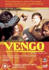 Vengo on DVD