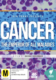 Cancer - The Emperor Of All Maladies on DVD